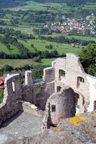 Burgruine Schwarzenfels II