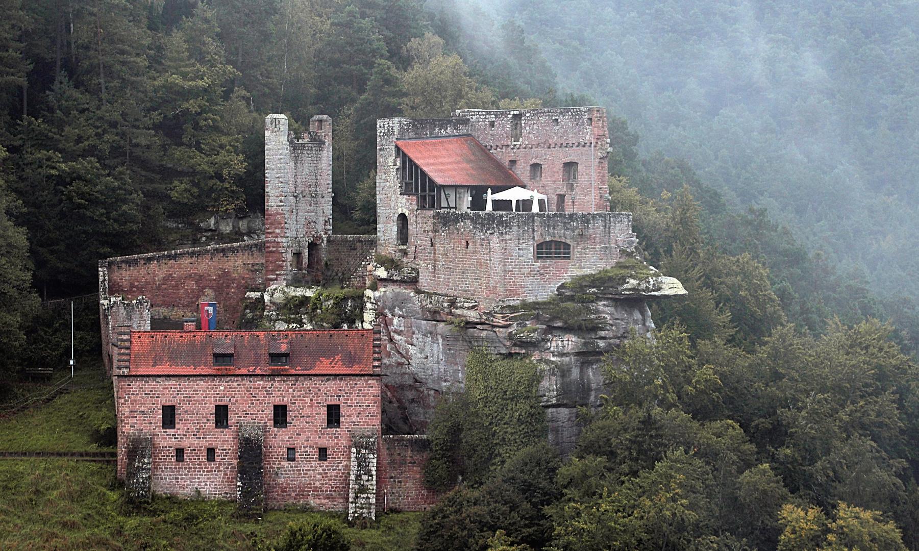 Burgruine Spangenberg