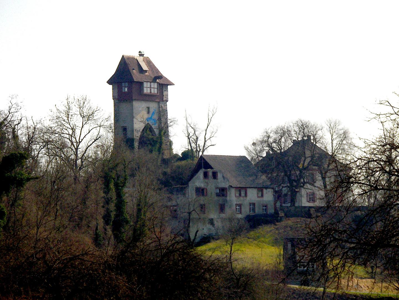 Burgruine Sponeck am Kaiserstuhl