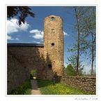 Burgruine und Schloss Frauenstein / Sa. (3/8)