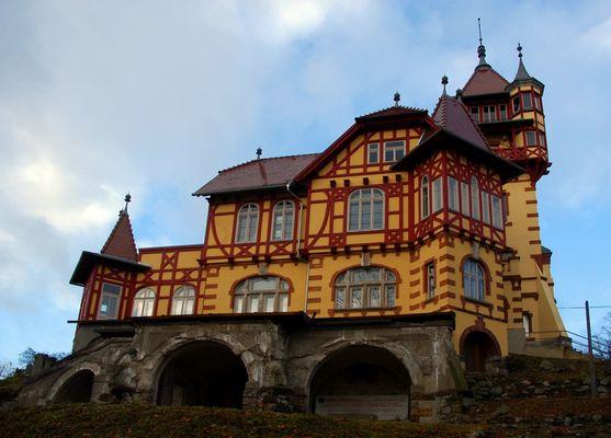 Burgsberg in Varnsdorf