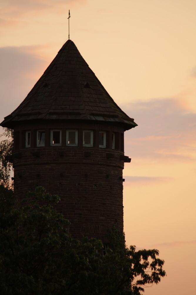 Burgturm in Holzminden