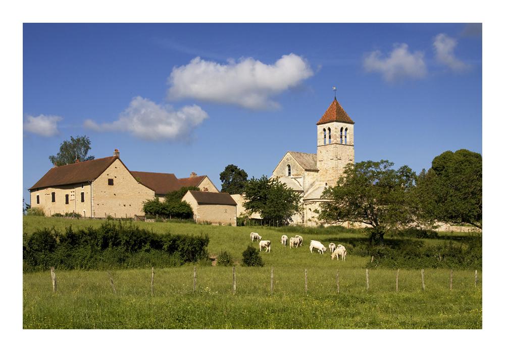 Burgundisches Idyll