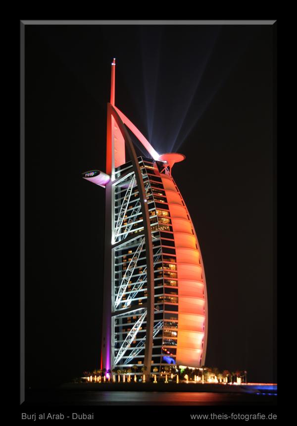 Burj al Arab - Dubai...