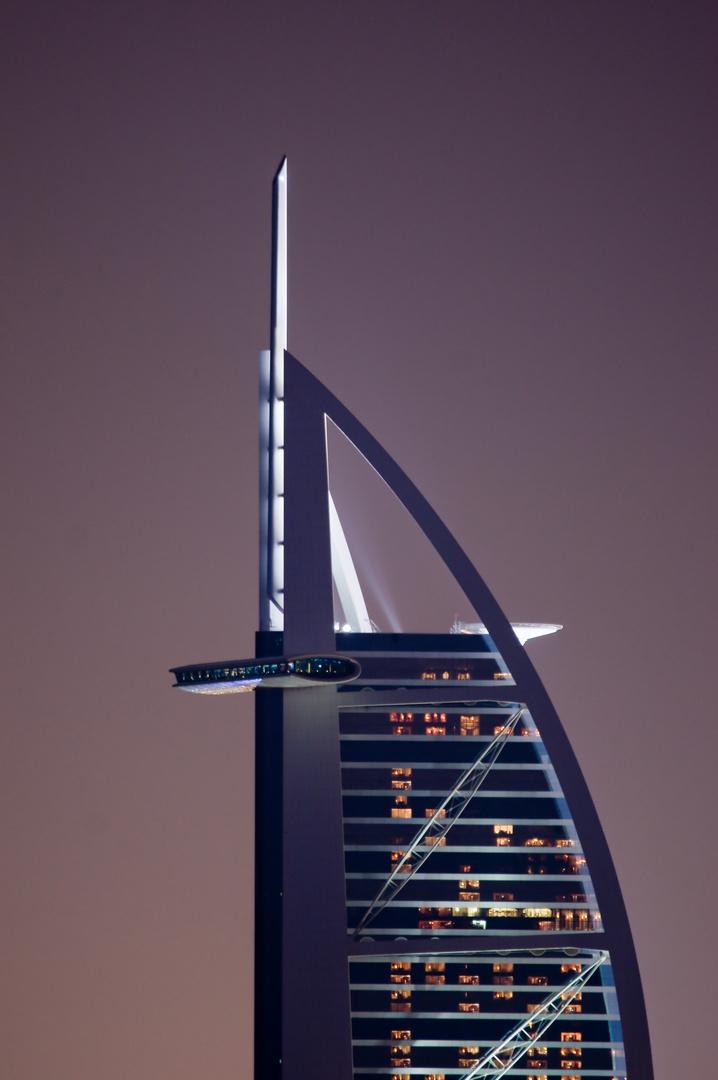 Burj al Arab - gezooomt