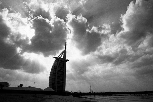 Burj-al-Arab-Hotel - Dubai