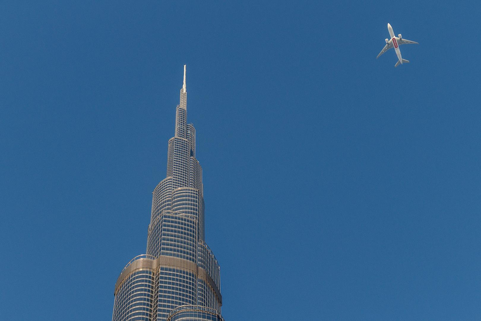 Burj Khalifa, Dubai (3)