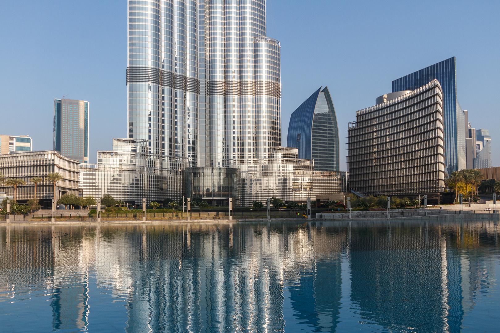Burj Khalifa, Dubai (5)