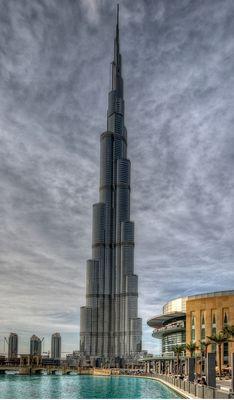 --- Burj Tower Dubai ---