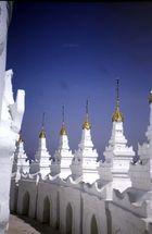 Burma Mingun Tempelanlage