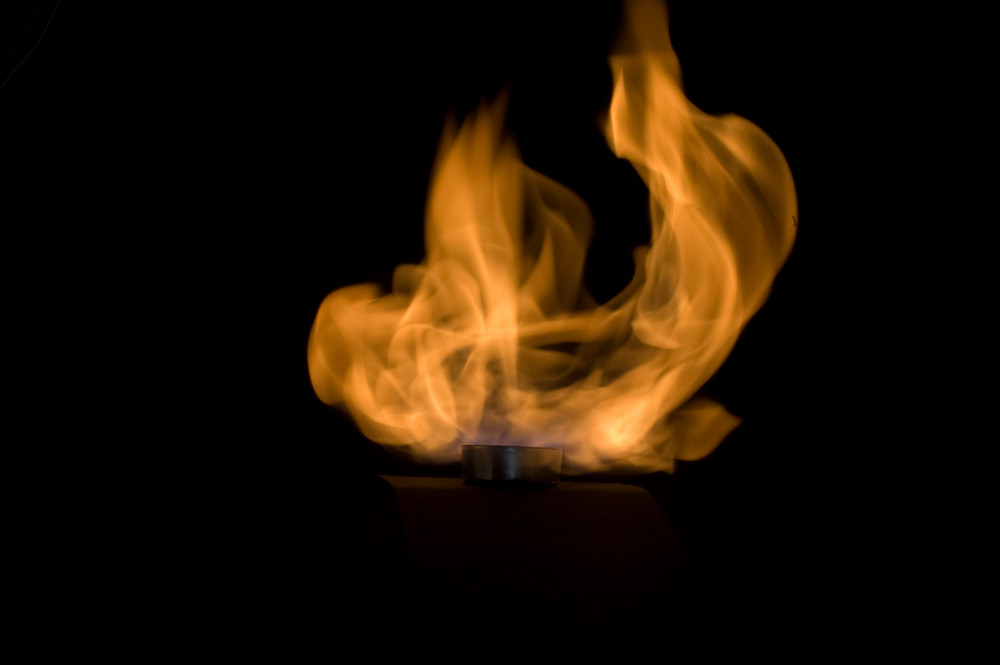 burn, baby