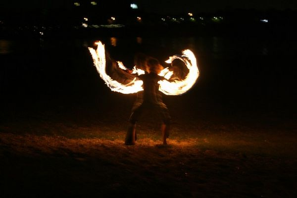 Burning Angle