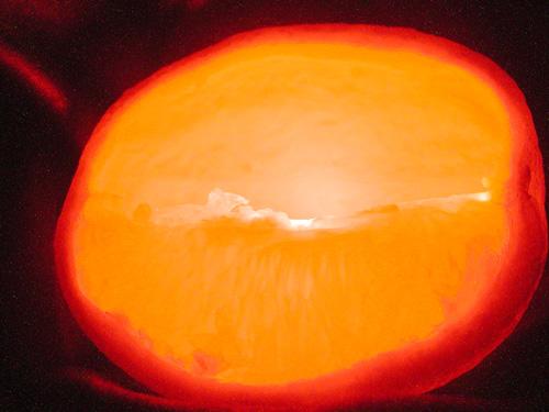 Burning Orange