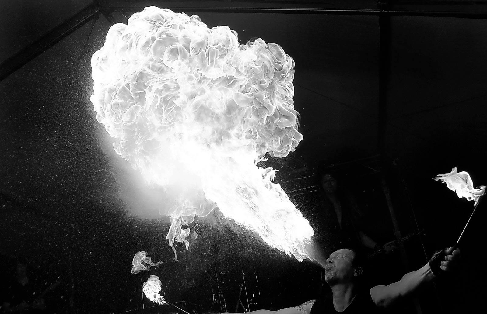 Burning Show