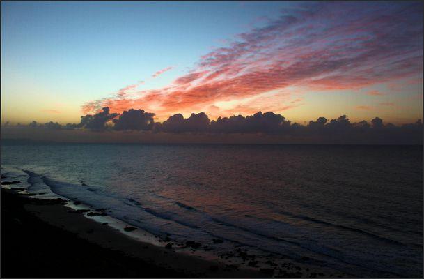 Burning Sky - East Coast Fuerteventura