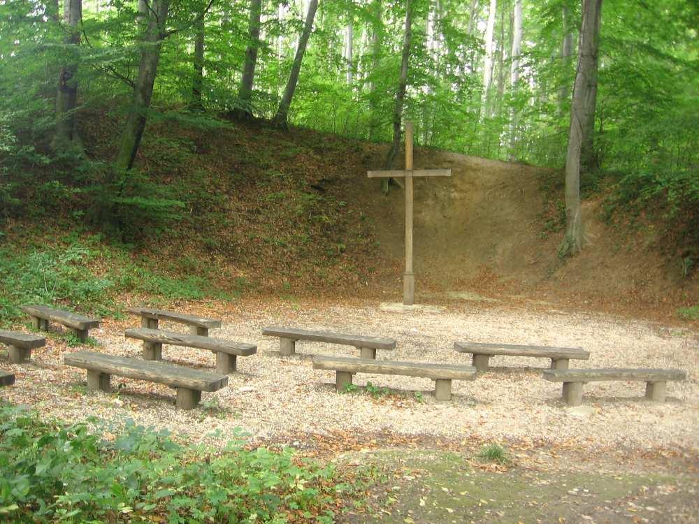 Burok-Tal in Ungarn