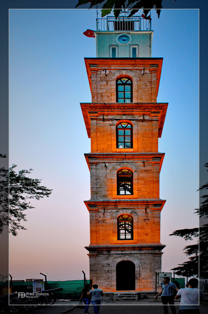 Bursa Clock Tower