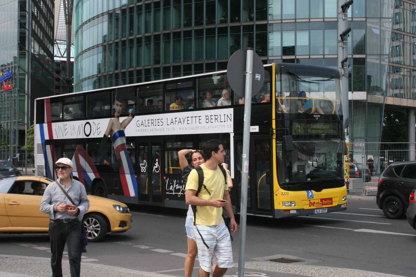 Bus / Berlin ♥