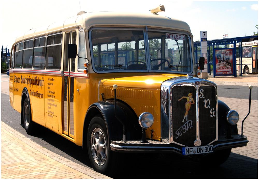 """Bus der """" SVG """""""