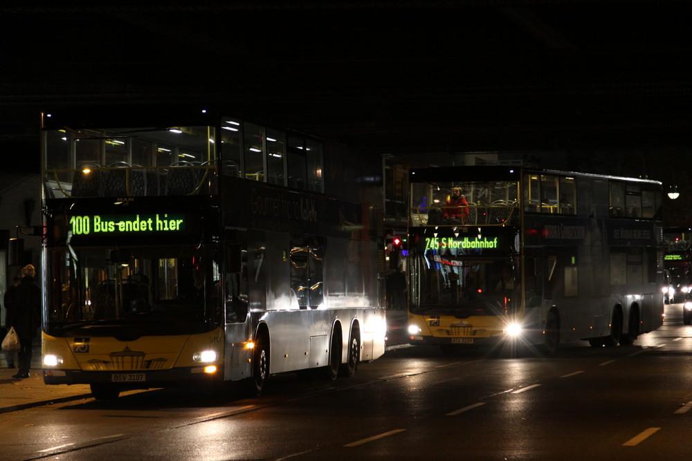 Bus endet hier