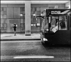 Bus STOP .
