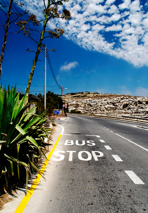 ... Bus Stop ...