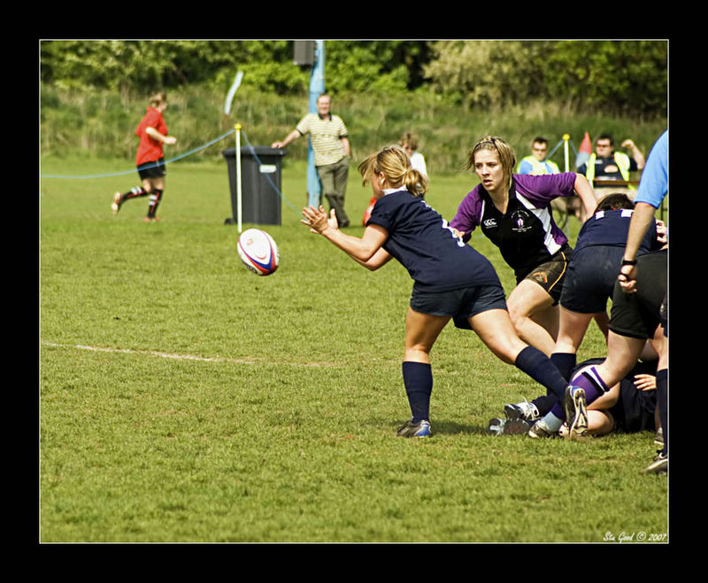 Busa Rugby Sevens 2007 #1