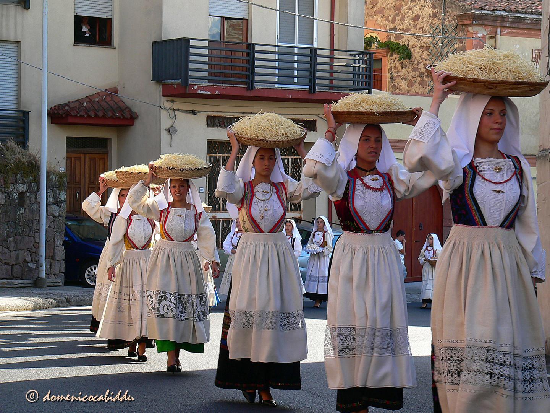 """Busachi sagra de """"su succu"""" 2 settembre 2012"""