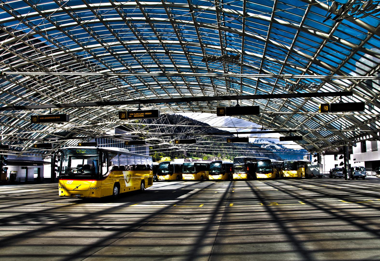 Busbahnhof Chur