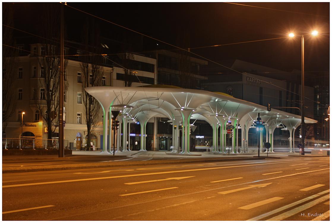 Busbahnhof Münchner Freiheit