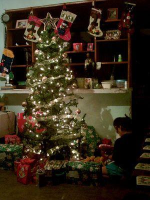 Buscando mis regalos