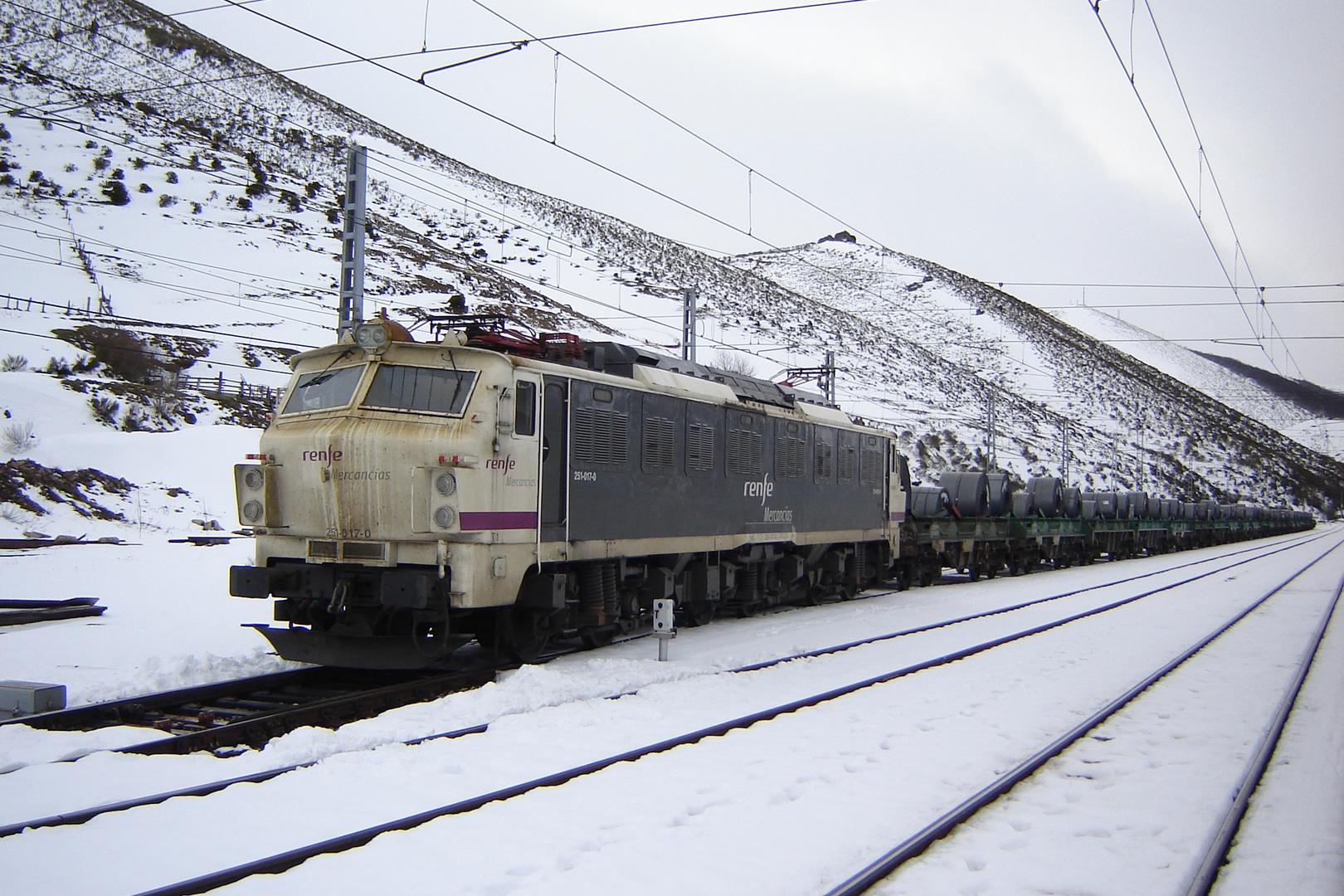 Busdongo; Pajares pass. Norhern Spain