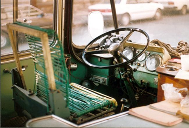 Busfahren auf Chios,Griechenland