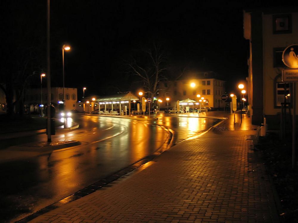 Bushaltestelle Bahnhof Zweibrücke