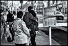 Bushaltestelle Berlin Steglitz