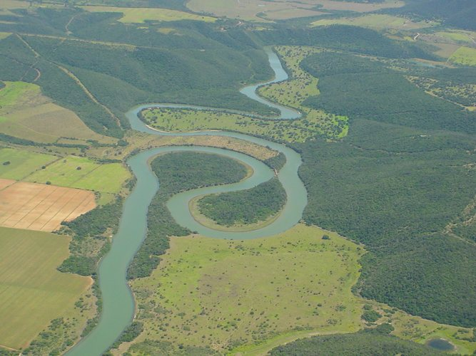 Bushmans River bei Port Alfred