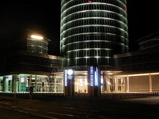 Business Tower in Nürnberg 1