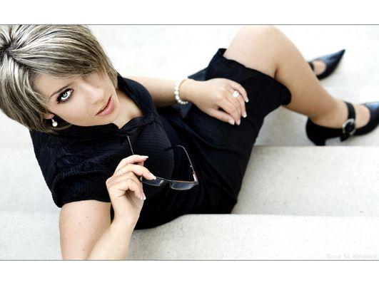 .business woman III.
