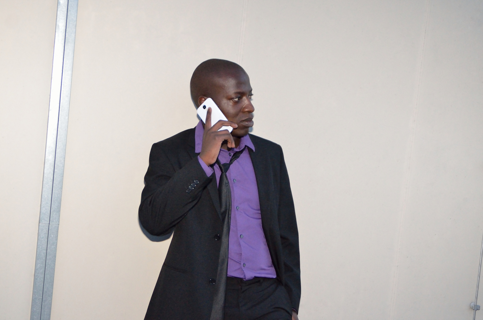 Businessman...