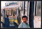 Busstop -Karachi - Pakistan