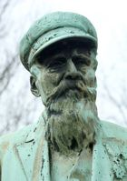 Buste de l'Homme a la barbe