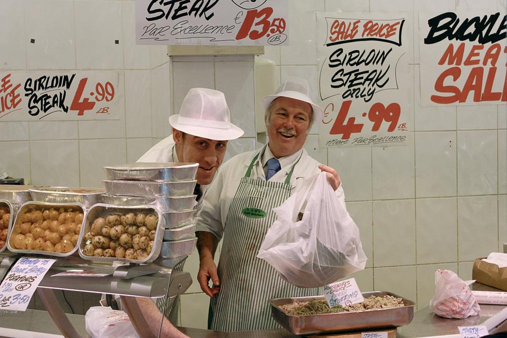 Butchers in Dublin