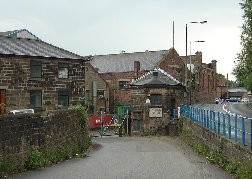 Butterley Company, Gatehouse