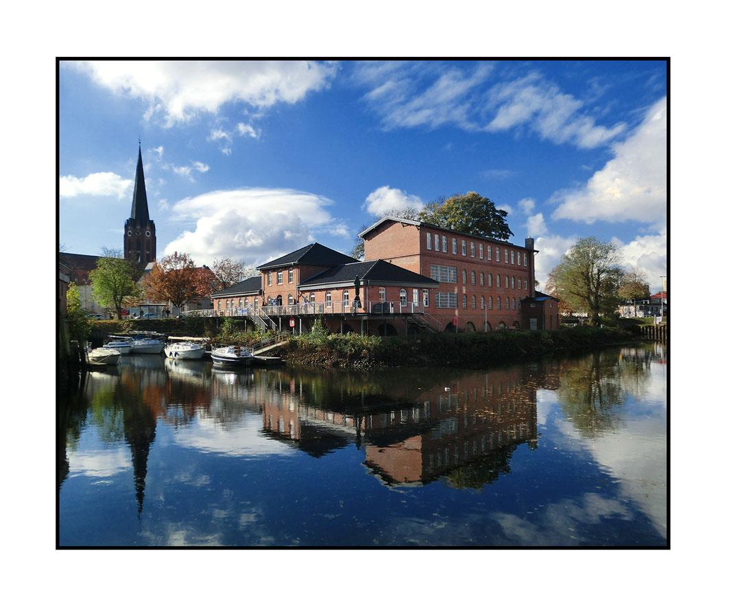 Buxtehuder Hafenblick #1