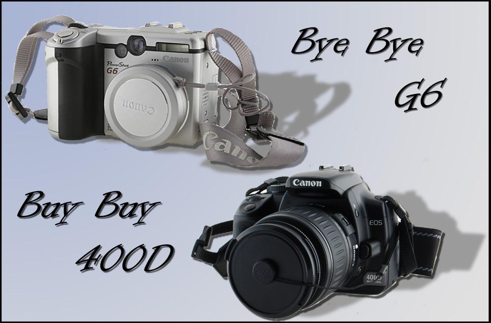 Buy Buy 400D :D