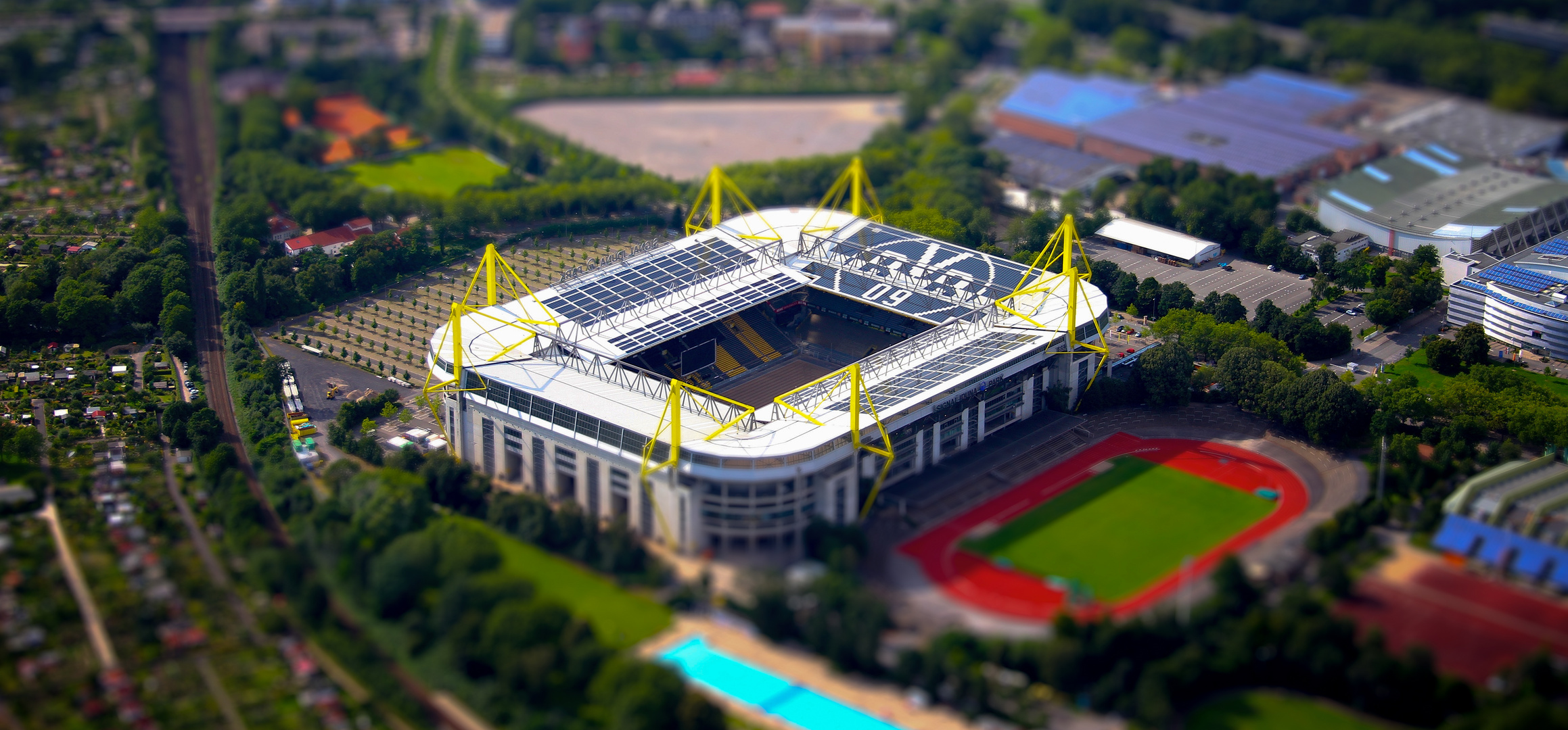 bvb stadion foto bild architektur stadtlandschaft fotohome bilder auf fotocommunity. Black Bedroom Furniture Sets. Home Design Ideas