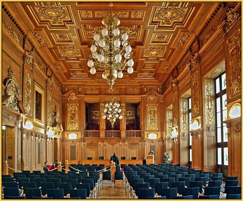 Bundesverwaltungsgericht Robe