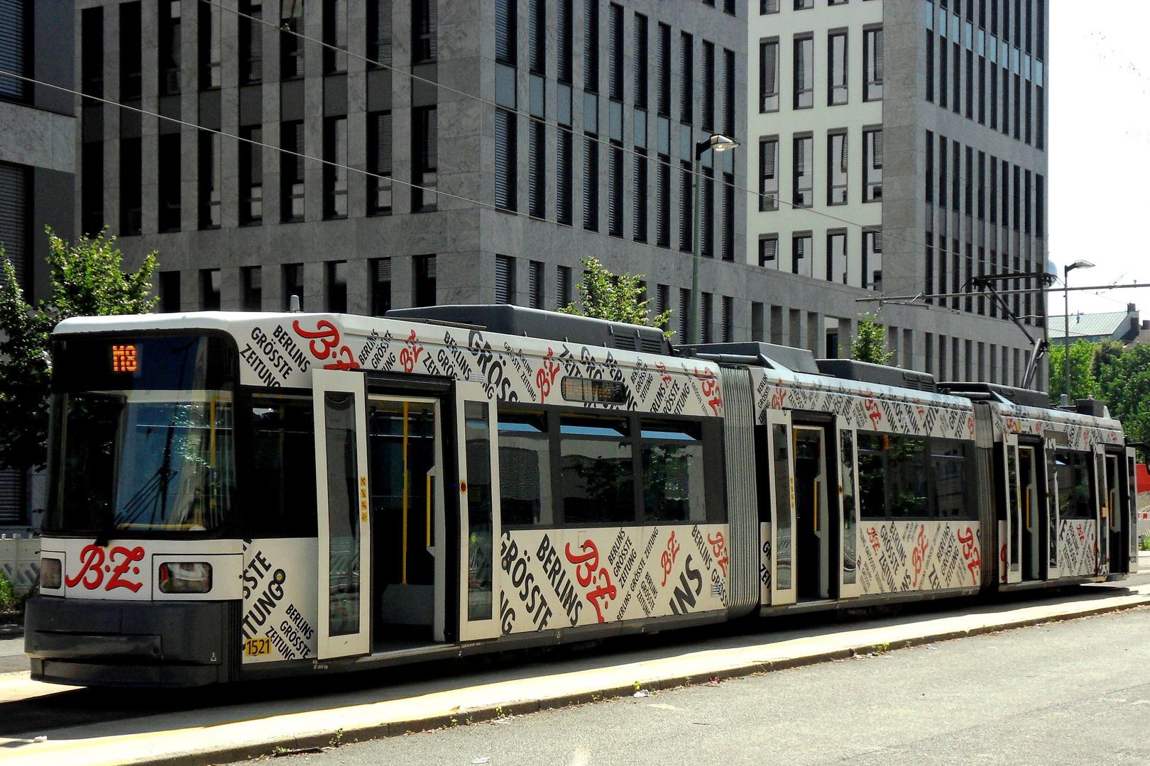 BVG Tram GT6N