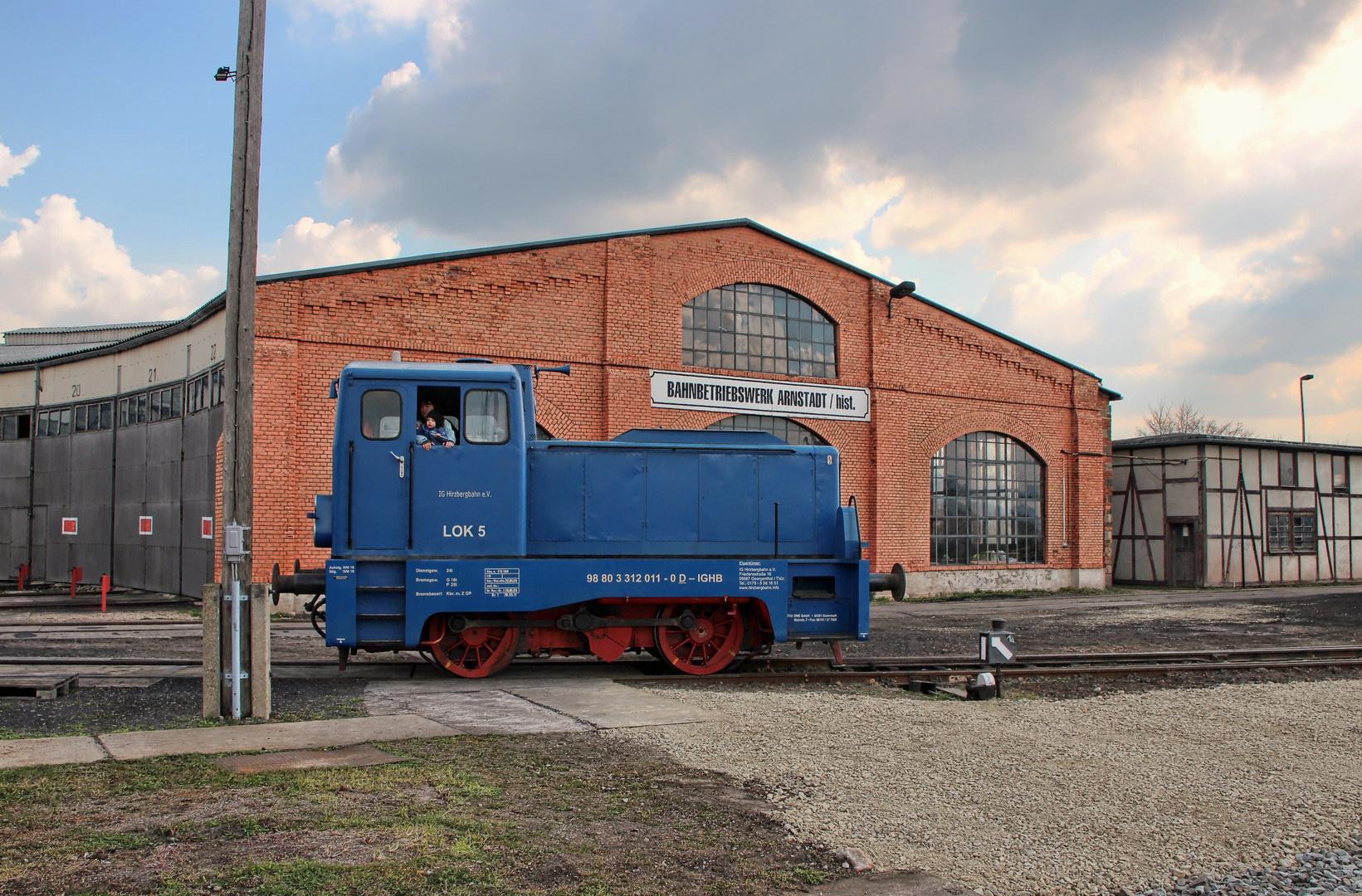 Bw Arnstadt hist. (4)