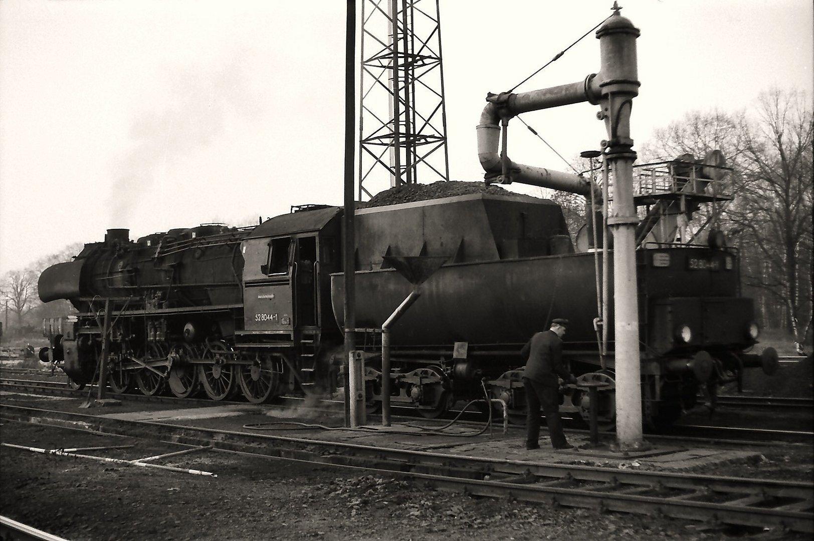 Bw Falkenberg oberer Bahnhof